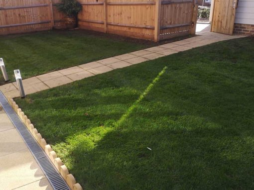 Lawn care in snodland kent